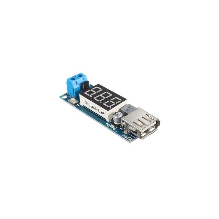 Modul coborare tensiune USB XL1509