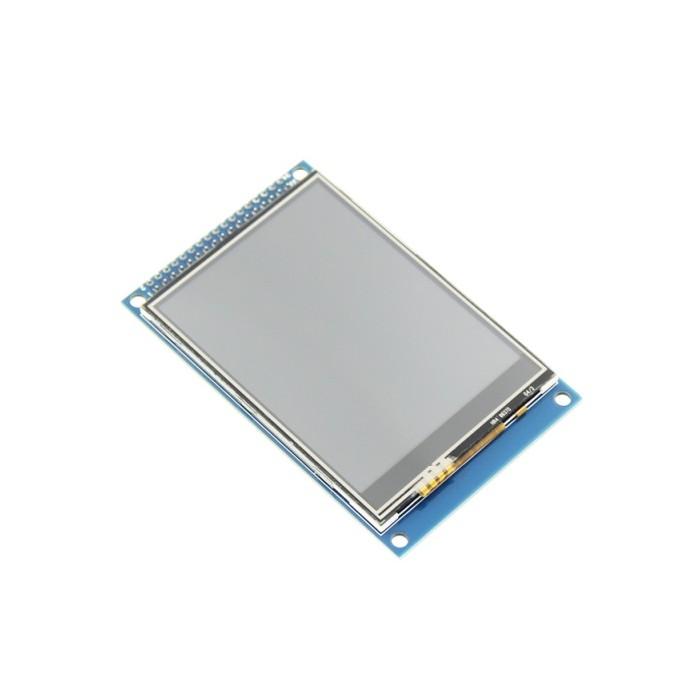 "Display LCD TFT 3.2"" 320x240 cu touch pentru STM32"