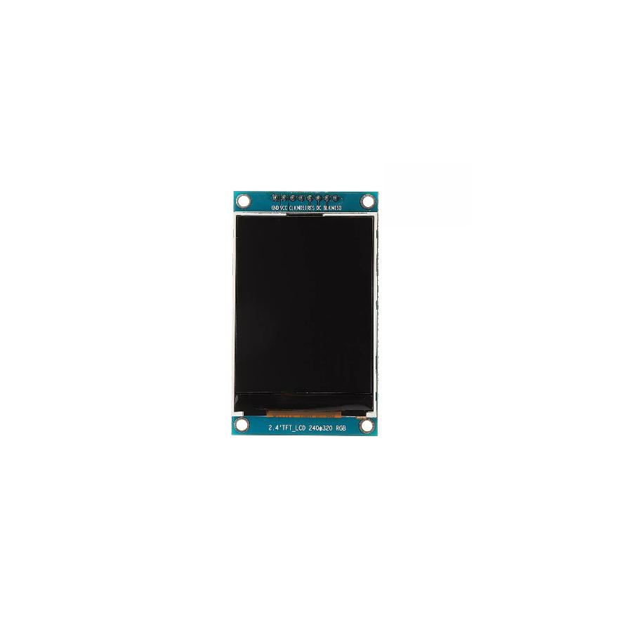 LCD 2 4'' SPI & Controller ILI9341 Module - ARDUSHOP