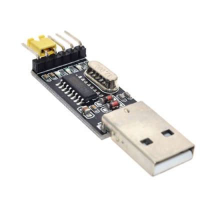 USB to TTL converter UART CH340G CH340 3.3V 5V switch