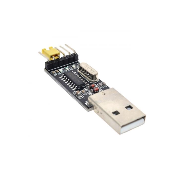 USB to TTL converter UART CH340G CH340 3.3V 5V switch