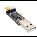 Modul USB to TTL RS232 converter UART CH340 3.3V 5V (programator Arduino Pro Mini)