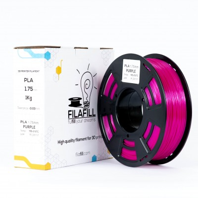 PLA Filament - PREMIUM - Purple - 1Kg - 1.75mm
