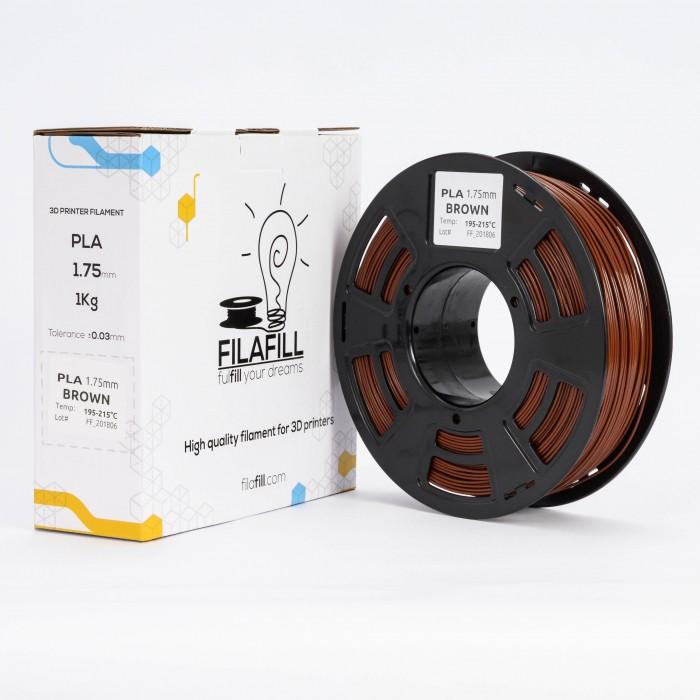 Filament PLA - PREMIUM - Maro - 1Kg - 1.75mm