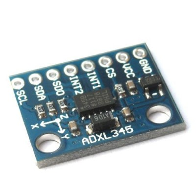 Modul accelerometru 3 axe I2C/SPI ADXL345