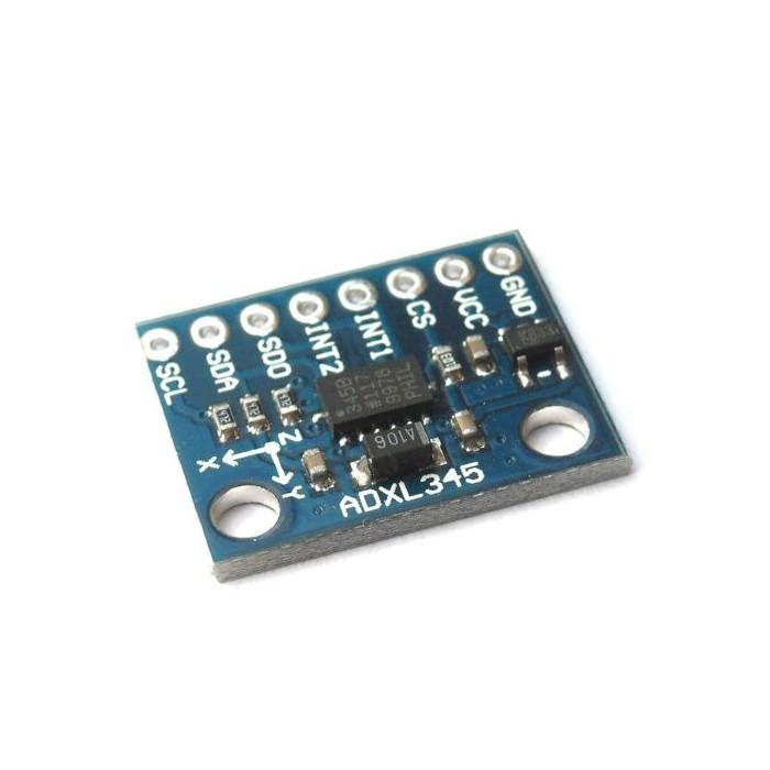 Modul accelerometru 3 axe I2C/SPI