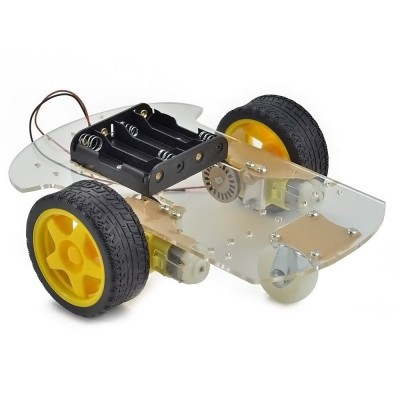 KIT Robot - ideal Arduino/Raspberry/PIC