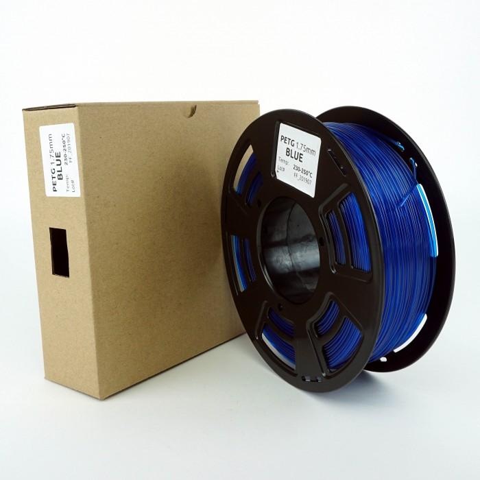 Filament PETG - PREMIUM - Albastru - 1Kg - 1.75mm