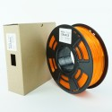 PETG filament - PREMIUM - Orange - 1Kg - 1.75mm