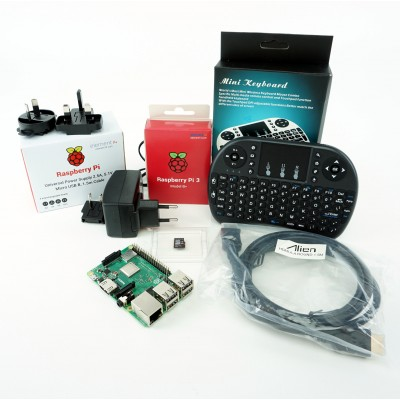 Kit complet Raspberry Pi 3B+