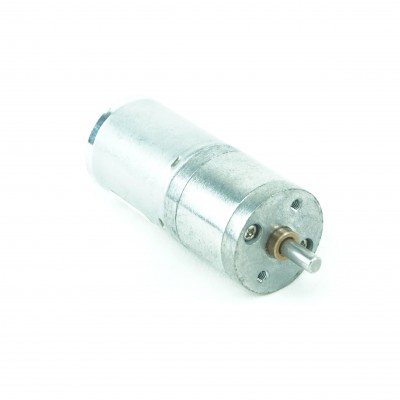 CHR-GM25-370-6V Motor with gearbox