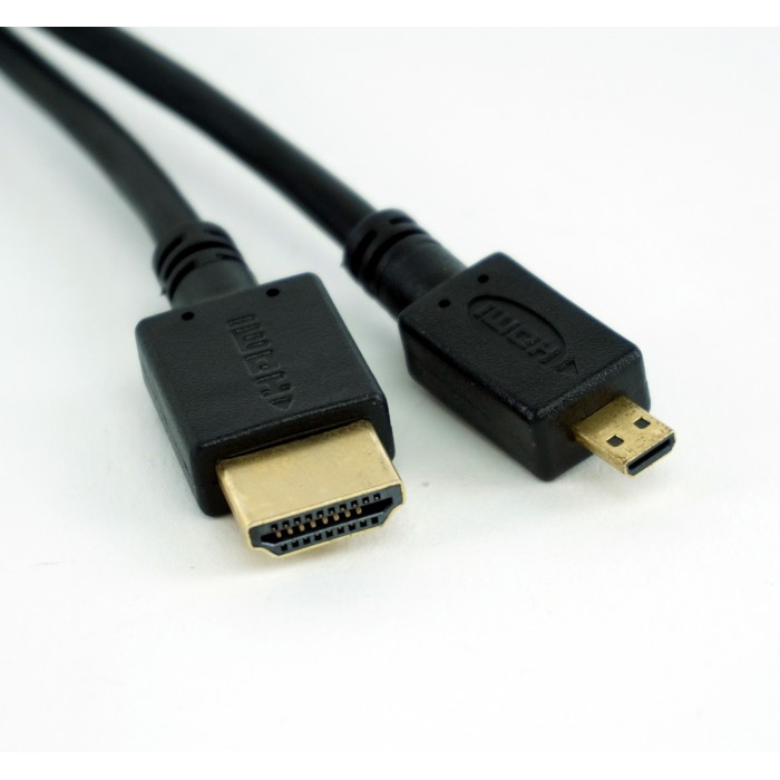 Cablu HDMI - micro HDMI 1.5m