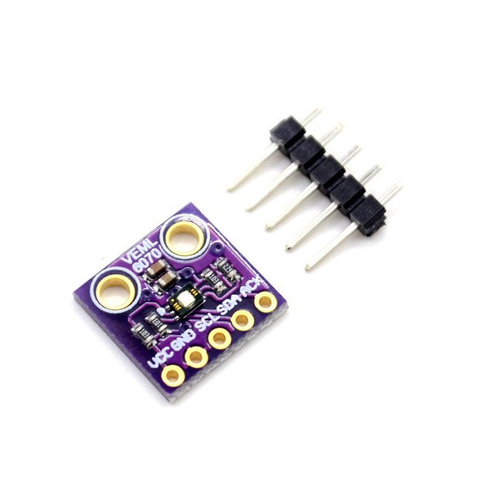 Senzor UV, lumina I2C VEML6070