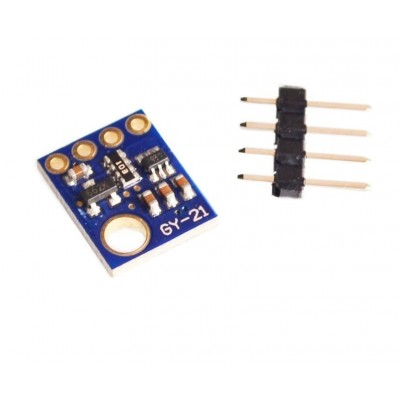 SHT21 Digital Humidity And Temperature Sensor Module GY-21