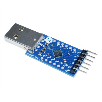 USB 2.0 to TTL UART Module Serial Converter CP2104 STC PRGMR