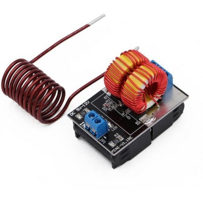 DC 5-12V ZVS Low Voltage Induction Heating Power Supply Module