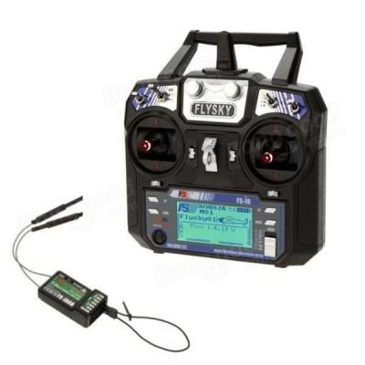Flysky Transmitter Controller