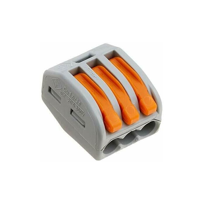 Conector Wago 3 Pini
