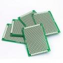 Placa PCB prototipare fata dubla 4x6
