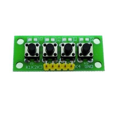 Key 4 Button Board