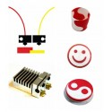 Dual extruder upgrade kit