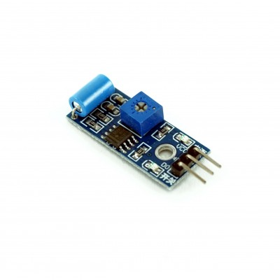 High sensitive vibration sensor Module