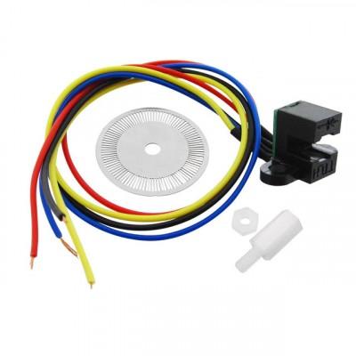 Encoder senzor viteza fotoelectric