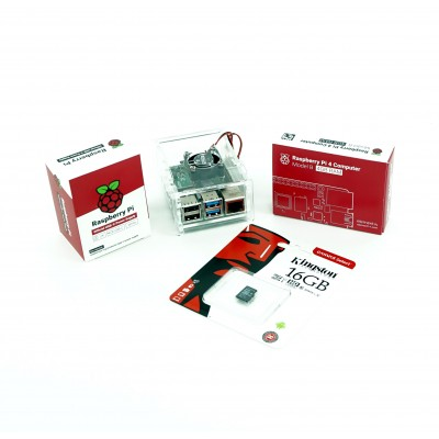 Kit de baza Raspberry Pi4 - 4GB