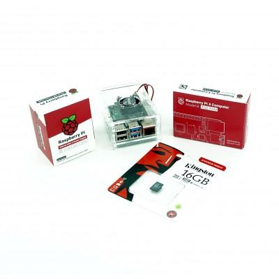 Kit de baza Raspberry Pi4 - 4GB