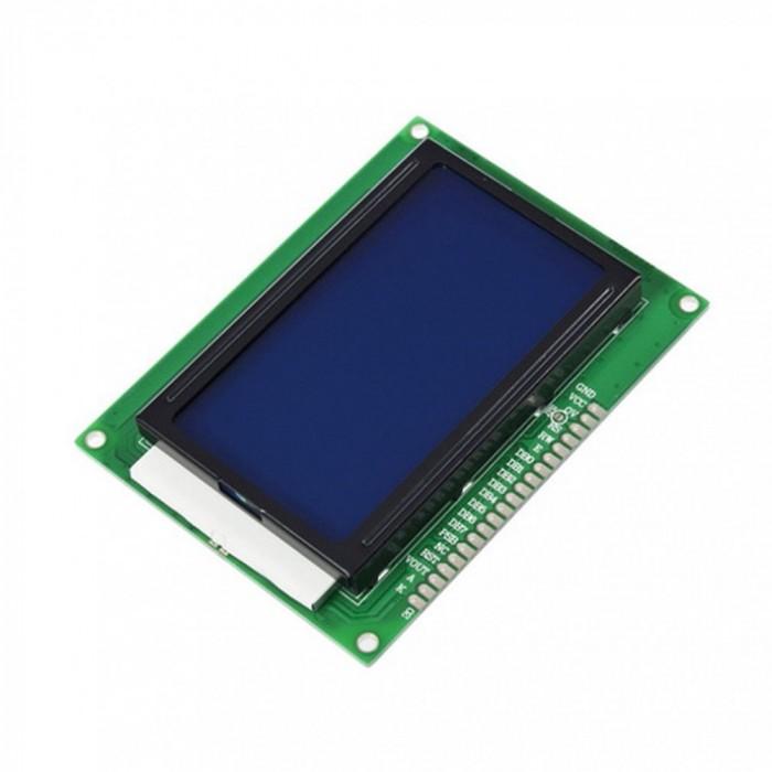 Display LCD 128*64 pixeli 5V iluminat