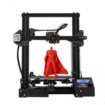 Creality Ender 3 3D printer DIY