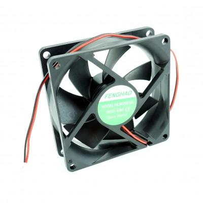 80 mm PC Case Fan, Sleeve Bearing