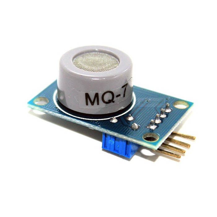 MQ-7 Gas detection module: carbon monoxide