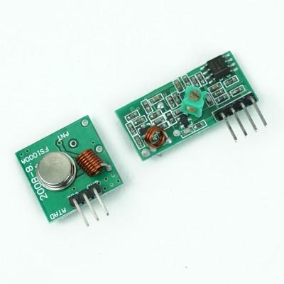 Emitator si receptor radio 433 Mhz