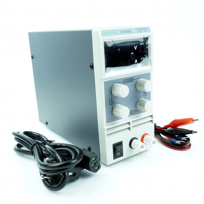 Power supply 30V, 5A, DC