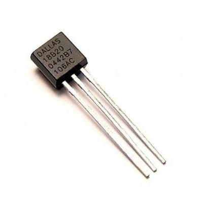 I2c temperature sensor 18B20