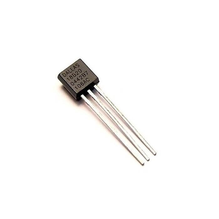 Senzor temperatura i2c 18B20