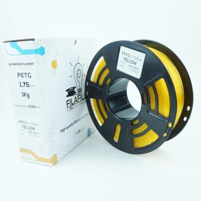 Filament PETG - PREMIUM - Galben - 1Kg - 1.75mm