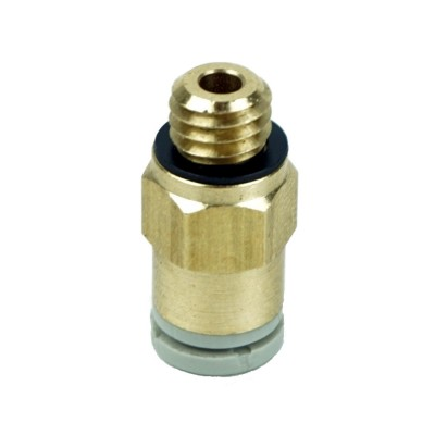 Small tube connector