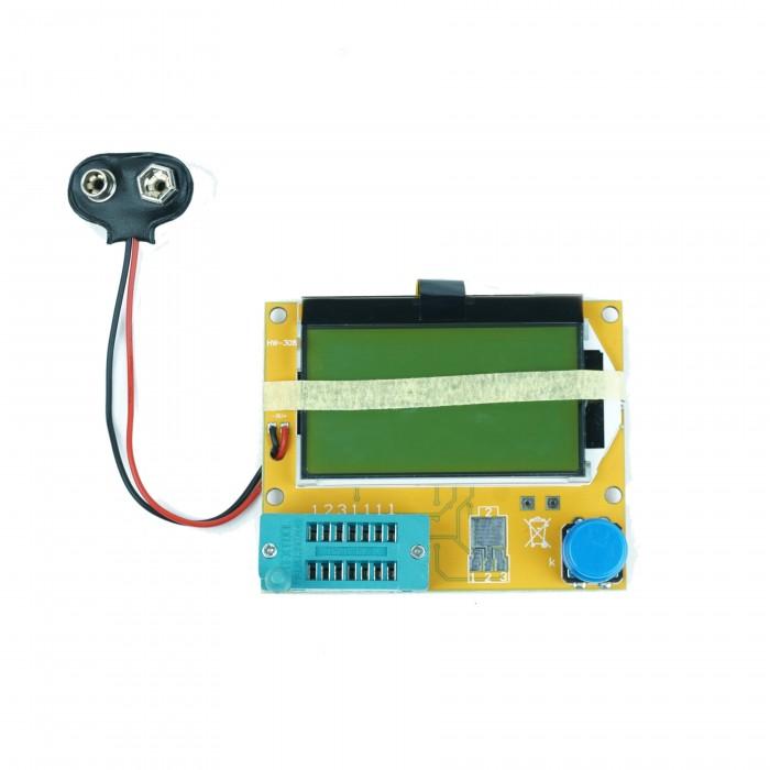 Tester diode, tranzistori, condensatori, bobine