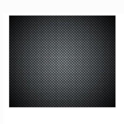 Carbon fiber print surface