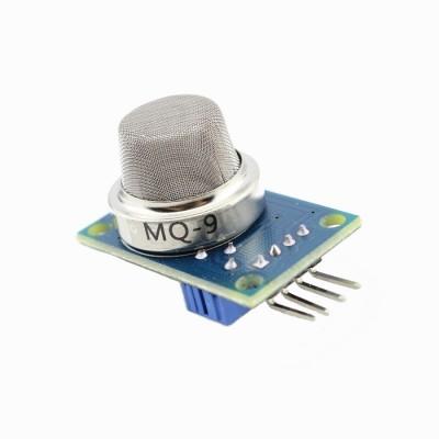 MQ-9 Modul detectie gaz: monoxid de carbon, metan lichefiat