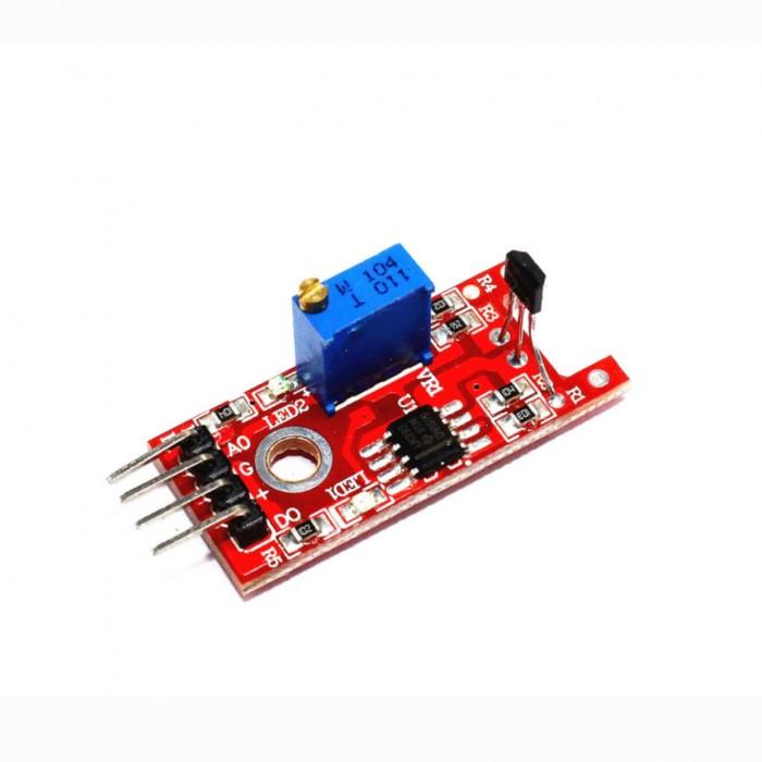 Magnetic sensor module (Hall)