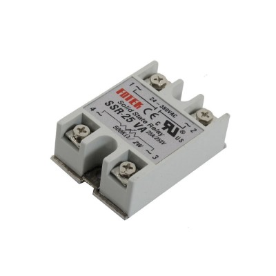 Solid State Relay 25A VA