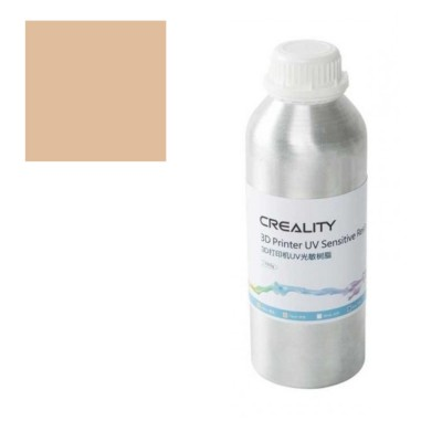 Rasina SLA/DLP Creality 1000g - Culoarea pielii