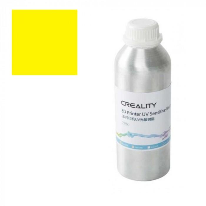 Rasina SLA/DLP Creality 1000g - Galbena