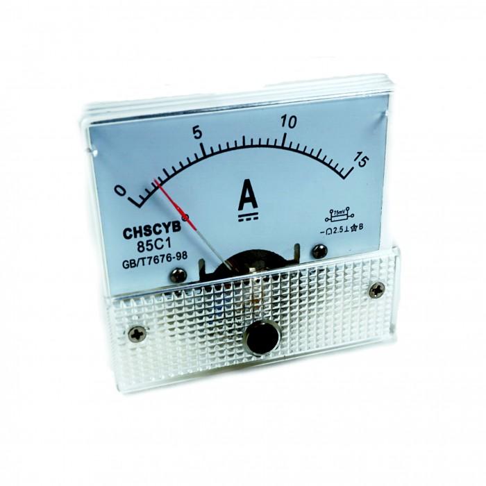 Ampermetru analogic 15A 85C1