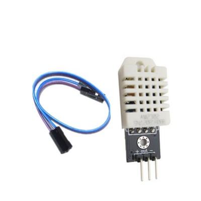 Senzor de temperatură şi umiditate DHT22