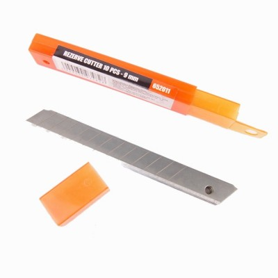 10 lame pentru cutter 9mm