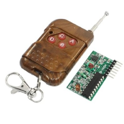 Telecomandă 4 canale 315 Mhz YK-04